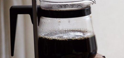 コーヒーサーバーのひび割れはどこまで使える?